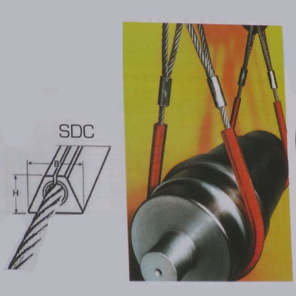 18003.4 - Protected cable tie
