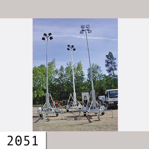 4011.8 - Mobile light towers